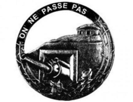 Insigne de la ligne Maginot