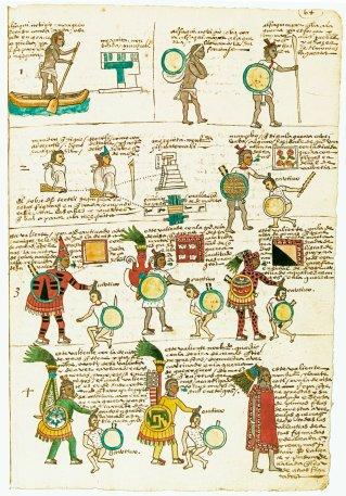 Codex_Mendoza_folio_64r
