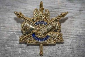 Insigne d'Historien de l'Armée de Terre