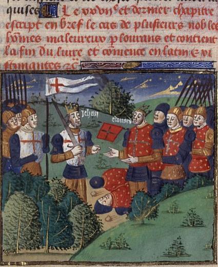 Capture de Jean II