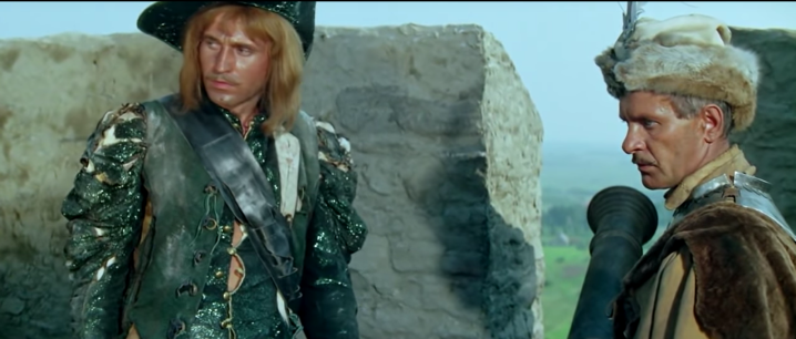 14-Ketling et Wolodyjowski ont compris qu'il n'y a plus rien à faire pour sauver la ville et...eux-mêmes...