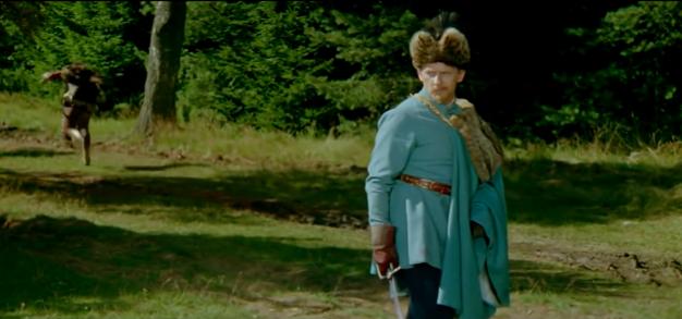 3-Wolodyjowski retrouve son esprit guerrier en mettant en fuite les voleurs